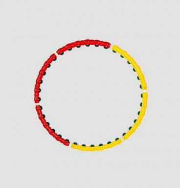 حلقه تن زیب ژله ای