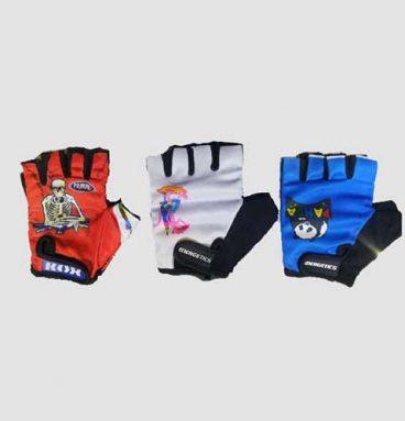 دستکش بدنسازی طرحدار